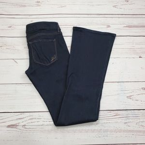 Slim Flare Express Jeans Size Low Rise $70 MSRP